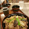 はり重カレーショップ すき焼き丼(スペシャル牛丼)