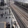 JR京都駅0番ホーム・・・日本一長いホーム