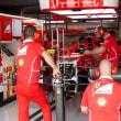 F1 Topic:突然変調をきたしたベッテルのマシン、原因は金曜の朝に到着した新パーツか?