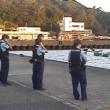 和歌山・太地のイルカ漁解禁の朝