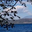 around the lake 湖畔一周