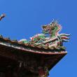のんびり・台湾 台北市 癒しのお寺・龍山寺 9