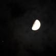 月と火星のランデブー