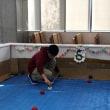 障がい者スポーツ体験(ボッチャ)
