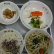 今日の冬野菜の温野菜サラダは新献立ですが、よく食べていました