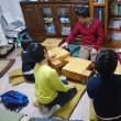 12月17日子供教室の風景