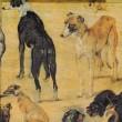 ブリューゲルの犬の絵