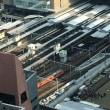 ザ・リッツ・カールトン大阪*ターンダウン&窓からの眺め
