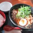火ね鶏醤油ラーメン@おやたま食堂(小矢部)