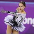◇【ザギトワ(15歳)ショウト82.92点で1位】・・・・・・先に演技した世界女王、世界歴代最高を塗り替えた!