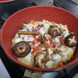 ②予想通リ、コテコテの真っ黒い美味しいマレー料理になった:ダギン・マサッ・キチャ「Daging Masak Kicap」美味しかった。