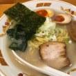 汐そば屋の鉄火麺と壱龍の函館塩