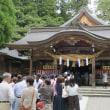 白山比咩(ひめ)神社おついたち参り ①