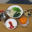 茶碗蒸しの晩ご飯
