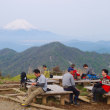 丹沢主稜 縦走記・・・初めて丹沢をやりました。2012年5月19日(土)、20日(日)