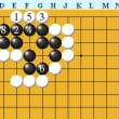 囲碁死活450官子譜