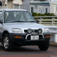 Toyota RAV4 1995- 新時代のクロカンを目指したトヨタ RAV4の5ドアモデル