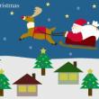 学習室のクリスマス会