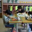 今日の学校 一年生 栄養教諭による食育指導 2