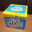 OXICLEAN。