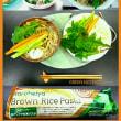元祖ベトナム「フォー( phở )」❗と、グリーンノートMacrobi Cafe 的「和風フォー」❗