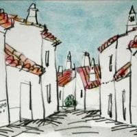 1521.ヴィラ・ド・ビスポの町角