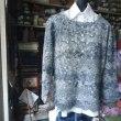 2018年2月も母が40年間研究した秘伝のカスパリー編みの応用を教えております。