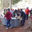 小野マレットゴルフ場の整備安全祈願祭とオープン