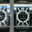 ブルガリ (BVLGARI) レッタンゴロ(Ref.RT45S)のオーバーホール・ゼンマイ交換・全体仕上げを承らせて頂ました