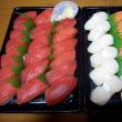 またまた、お寿司の日!。