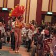 ハオ作業所 10周年の歴史 2012年 10月 国際音楽&舞踊フェスティバル