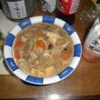 本日の夕ご飯 のっぺい汁sp
