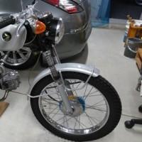 バイクの買取査定!!
