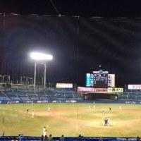 明治神宮野球場の野球狂の思い出