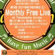 第1回 Monthly Free Live @ Talumache Arrow