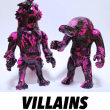 "JUNGLE FEVER ""VILLAINS"""