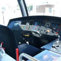 富山ライトレール運転体験に参加しました。 / 2011-7-10