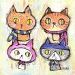 ギャラリー来舎『ぬく猫・さむ猫展Vol.3』無事に終了