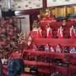 中山町 柏倉九左衛門家の雛祭り2018