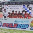 EXILEカップ東海大会3位( T_T)\(^-^ )泣