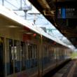 昼下がりの新発田駅