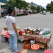 <中国四川省地震>四川・九寨溝の地震 被害が深刻な大録郷の家屋倒壊・損傷は約700棟