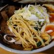 らーめん大地@天台 冬限定「ニラとひき肉たっぷりのマーボー麺」!