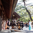 熱田神宮…こころの小径