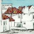 1650.アルカサール・ド・サルの町角