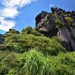 夏のくじゅう連山からp23(D810、18-35mm)天狗ケ城へ