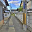 奈良県生駒郡斑鳩町目安2丁目の風景