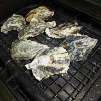 焼き牡蠣(再掲載)