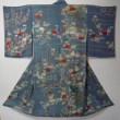 江戸縮緬・明治期の刺繍着物