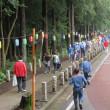 地元の神社「稲著社」のお祭りです。